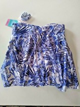 Swim Solutions Seperates Bust Support Fly Away Top Size 10 image 2