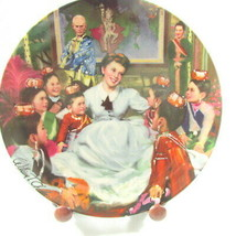 Getting to Know You Plate New King I Knowles 1985 Collect Brenner Kerr C... - $32.58