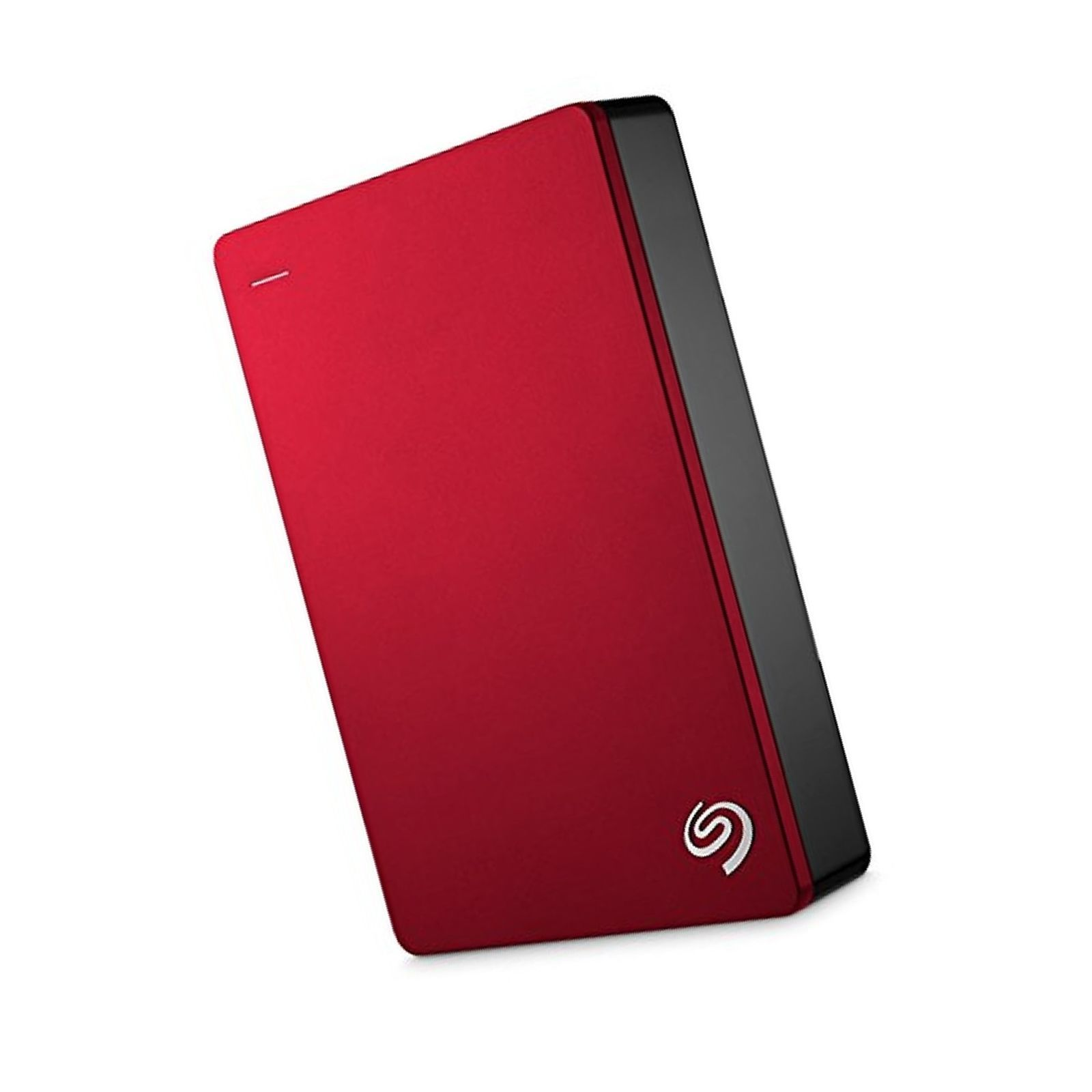 Seagate Backup Plus 5TB Portable External Hard Drive USB 3.0, Red + 2mo Adobe...