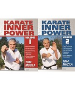 2 DVD Set Karate the Inner Power ki chi plyometric concepts for speed To... - $49.95