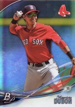 2016 Bowman Platinum Top Prospects #TP-MD Mauricio Dubon NM-MT Red Sox - $0.99