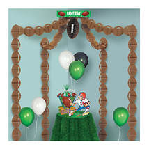 Football Party Canopy - $16.99