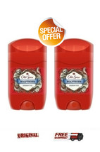 SPECIAL OFFER 2 X Old Spice Wolfthorn Deodorant stick for men 2 X 50ml - $18.76