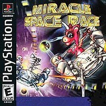 Miracle Space Race (Sony PlayStation 1, 2003) BRAND NEW - $19.75