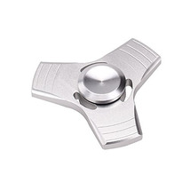 Gangxun ® Tri Fidget Hand EDC Finger Spinner Toy Stress Reducer with High Perfor