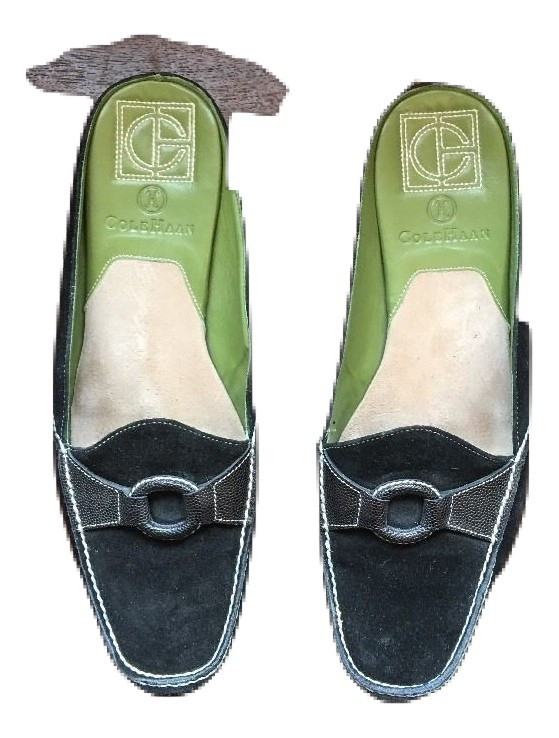 f8ff6791d Img 4311595062 1503863824. Img 4311595062 1503863824. Previous. COLE HAAN  NIKE AIR BROWN SUEDE MULES SLIDES SHOES WOMEN S SIZE ...