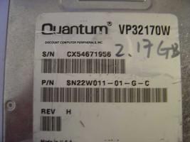 Quantum VP32170W 2GB SCSI 68PIN Drive 2 In stock Tested Good Free USA Ship
