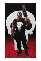 Stan Lee SIGNED Sideshow EXC Signed Marvel Punisher Art Print ~ Ariel Olivetti - $306.89