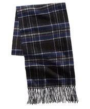Club Room Men's Printed Cashmere Scarf, One Size - $19.79