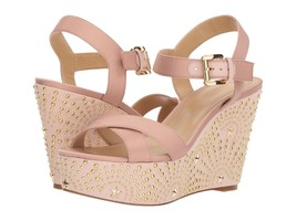 MICHAEL Michael Kors Sia Wedge Sandals 7.5 MSRP: $295.00 - $197.99