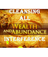 DISCOUNTS TO $113 100X FULL COVEN SCHOLAR  WEALTH CLEANSING INTERFERENCE... - $333.77
