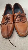 Mens Leather Worx Shoes by Red Wing, Size 11M - $36.99