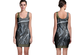 Volbeat_Cowboy BODYCON DRESS - $22.99+