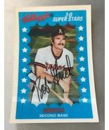 1982 Kellogg's 3-D Super Stars #38 Bobby Grich Los Angeles Angels Baseba... - $0.98