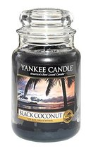 Yankee Candle 22-Ounce Housewarmer Jar Candle, Large, Black Coconut - $39.99