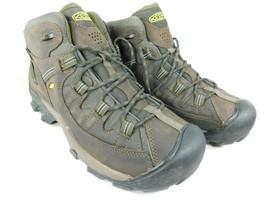 Keen Targhee II Mid Misura US 11 M (D) Eu 44.5 Uomo Wp Trail Scarpe da Trekking