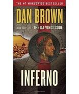 Inferno (2014) By Dan Brown - $4.60