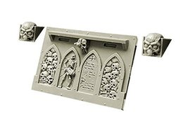 Spellcrow Conversion Bits Space Knights Front Plate for Light Vehicles