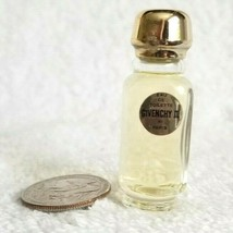 Vintage Givenchy III eau de toilette 0.13 oz 4 ml Miniature Mini  - $14.95