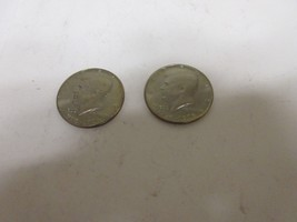 1776-1976 , Kennedy Half Dollar , Uncirculated , Lot of 2 Coins - $2.97
