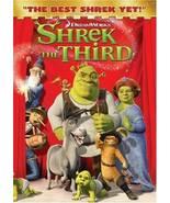 Shrek The Third ( DVD ) - $1.98