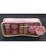 Soap And Glory A Small Fortune Set Bath Body Set 5 Travel Sizes Cosmetic... - $27.99