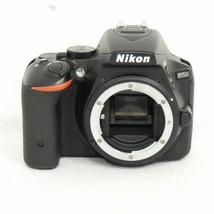 Nikon D5500 24.2MP Digital SLR Camera Body Black DSLR Digital image 1