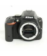 Nikon D5500 24.2MP Digital SLR Camera Body Black DSLR Digital - $359.00