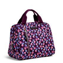 Vera Bradley Water-Repellent Lighten Up Lunch Cooler Bag, Berry Burst