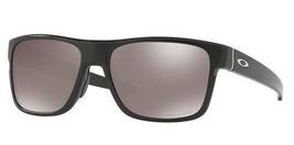 Authentic Oakley Crossrange Matte Black/Black Polarized Sunglasses OO9361 57 - $144.99