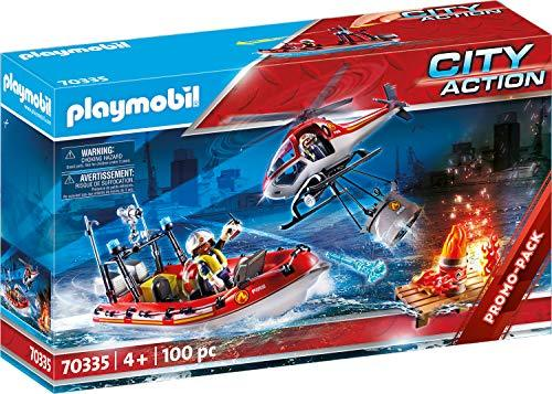 Playmobil Fire Rescue Mission (100) - $44.99