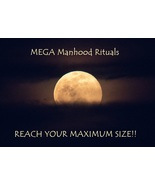 You are HUGE! Penis Growth MEGA Manhood Rituals Safe & FAST Results xxx - $150.00