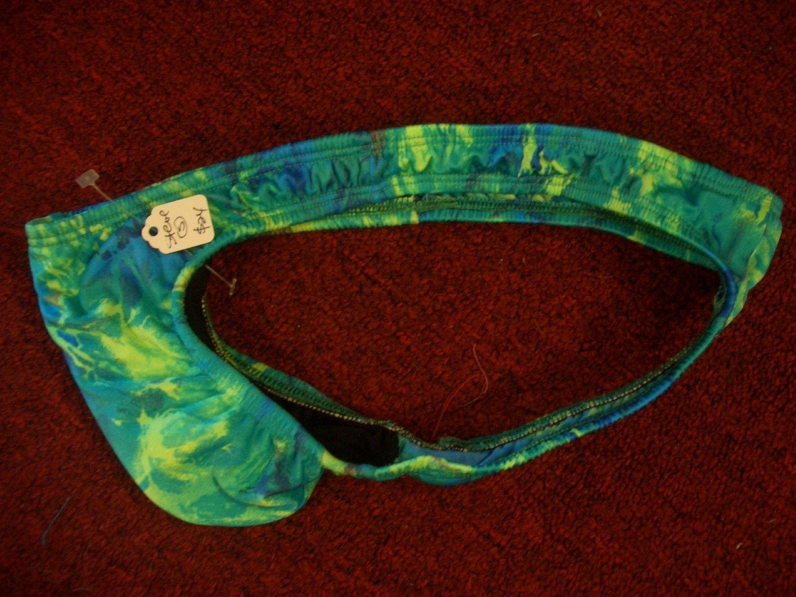 4c126bd1f0 V-Front Pouch G-string T-Back Men's Exotic Stripper Thong Bikini Swimsuit