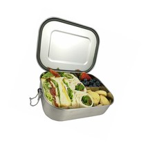 Leak Proof Stainless Steel Bento Lunch Container For Kids,Bento Lunch Bo... - $47.99