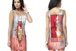 iron man 1 Bodycon Dress - $25.99+