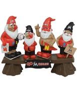 MLB Miami Marlins Fan Gnome Bench, Orange - $29.95