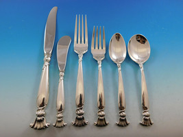 Romance of the Sea by Wallace Sterling Silver Flatware Set for 12 Servic... - $4,295.00