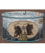 Lord Of The Rings Armies Of Middle Earth 3 Pack Figure Set New In The Pa... - $34.99