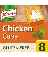 Knorr Chicken Stock Cubes 8 x 10g - $4.75