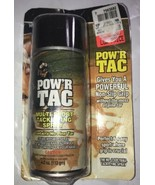 Pow'r Tac Spray-on Tackifier 4oz Perect for any sport where you need grip! - $16.82
