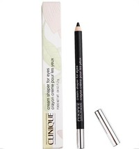 Clinique Cream Shaper for Eyes Eye Liner 121 True Black Full Size BNIB - $21.95