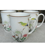 "Neiman Marcus ""Bird on a Branch"" Mugs Cups - $24.99"