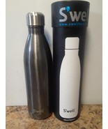 Swell Vacuum Insulated Stainless Steel water Bottle 25oz  smokey eye - $28.04