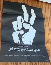 Johnny Got His Gun DVD + poster image 2