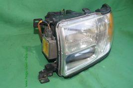 01-03 Infiniti QX4 HID Xenon Headlight Head Light Lamp Driver Side LH - POLISHED image 4