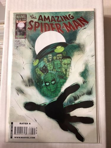 Amazing Spider-Man #618 First Print
