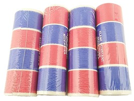 4 Rolls of 4th of July Party Serpentine Throws - $4.16