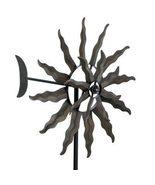 metal Windill sculptureTuscan Sun Garden Southe... - $49.95