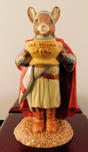 "Royal Doulton Bunnykins Figurine - ""Sir Galahad""   DB299 - W/Box & COA - $35.62"