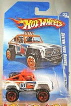 2010 Hot Wheels #41 New Models 41/44 Toyota Land Cruiser FJ40 Blue Variant wUT5s - $10.05